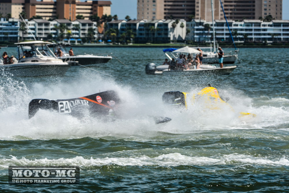 NGK F1 Powerboat Championship Gulfport Florida 2018-8