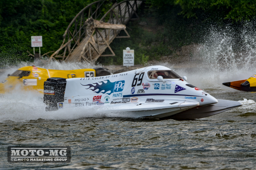 NGK F1 Powerboat Championship Nashville Tennessee 2018 MOTO Marketing Group-23