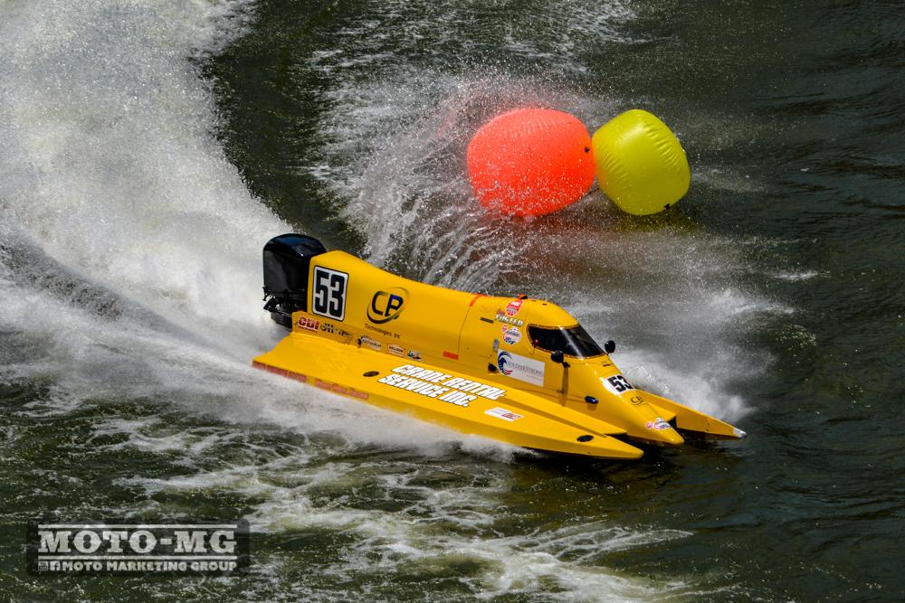 NGK F1 Powerboat Championship Nashville Tennessee 2018 MOTO Marketing Group-38