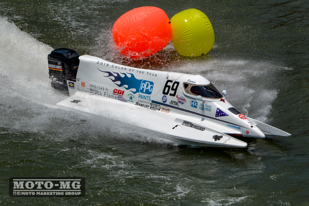 NGK F1 Powerboat Championship Nashville Tennessee 2018 MOTO Marketing Group-40