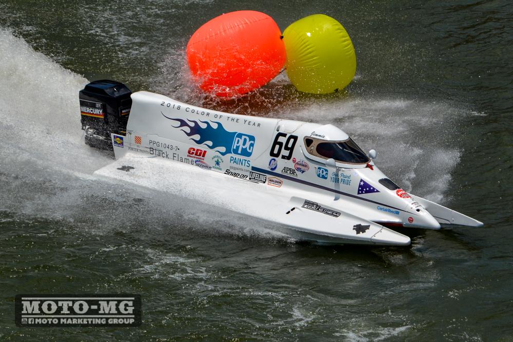 NGK F1 Powerboat Championship Nashville Tennessee 2018 MOTO Marketing Group-40