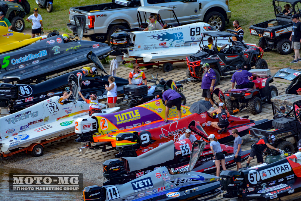 NGK F1 Powerboat Championship Nashville Tennessee 2018 MOTO Marketing Group-70