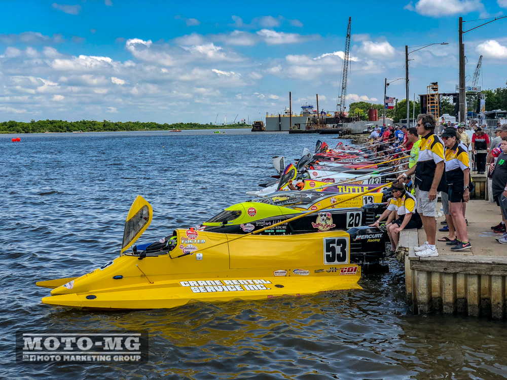 NGK F1 Powerboat Championship PortNeches, Texas MOTO Marketing GroupTennessee 2018 MOTO Marketing Group-1