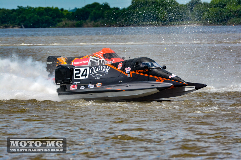 NGK F1 Powerboat Championship PortNeches, Texas MOTO Marketing GroupTennessee 2018 MOTO Marketing Group-10