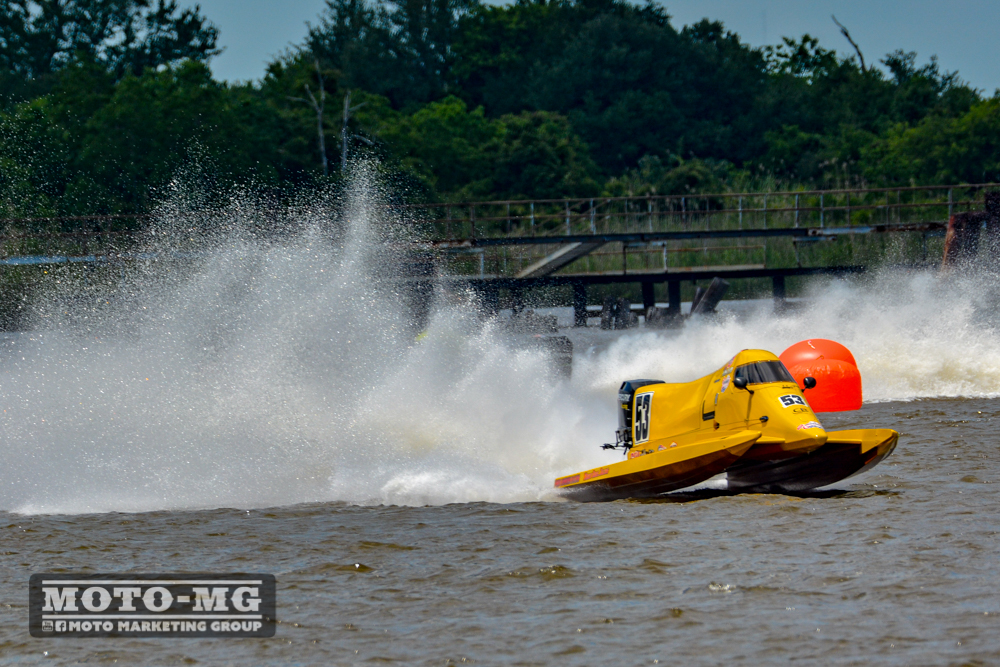 NGK F1 Powerboat Championship PortNeches, Texas MOTO Marketing GroupTennessee 2018 MOTO Marketing Group-11
