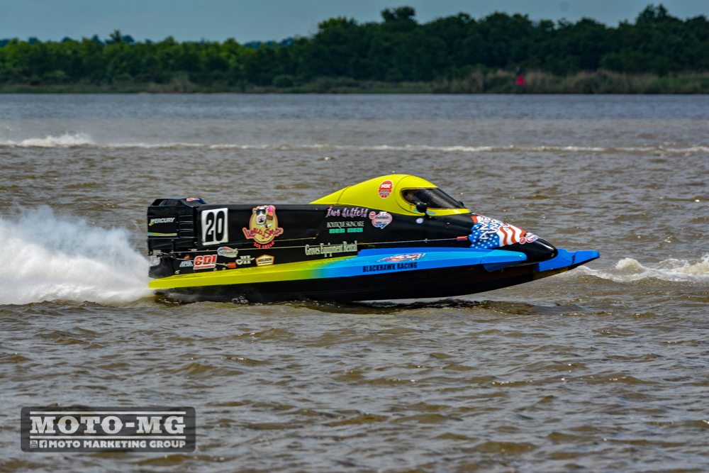 NGK F1 Powerboat Championship PortNeches, Texas MOTO Marketing GroupTennessee 2018 MOTO Marketing Group-12