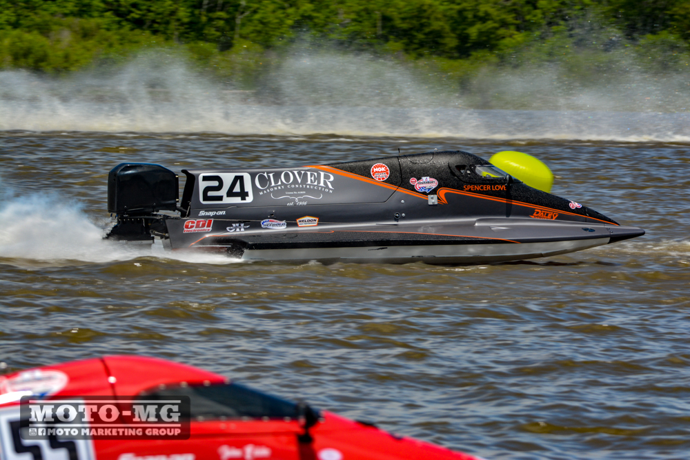 NGK F1 Powerboat Championship PortNeches, Texas MOTO Marketing GroupTennessee 2018 MOTO Marketing Group-16