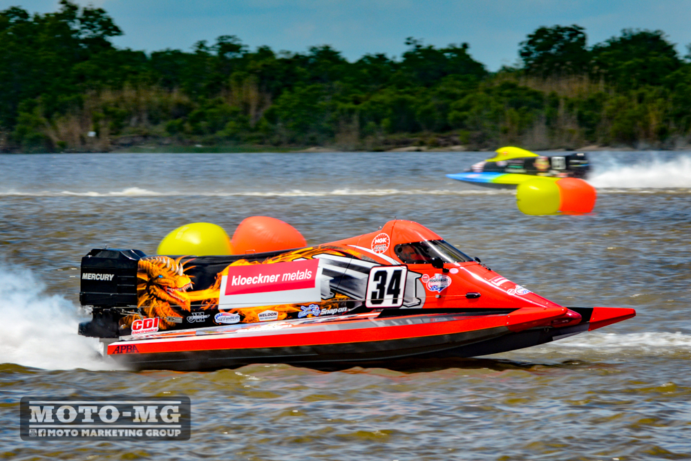 NGK F1 Powerboat Championship PortNeches, Texas MOTO Marketing GroupTennessee 2018 MOTO Marketing Group-17