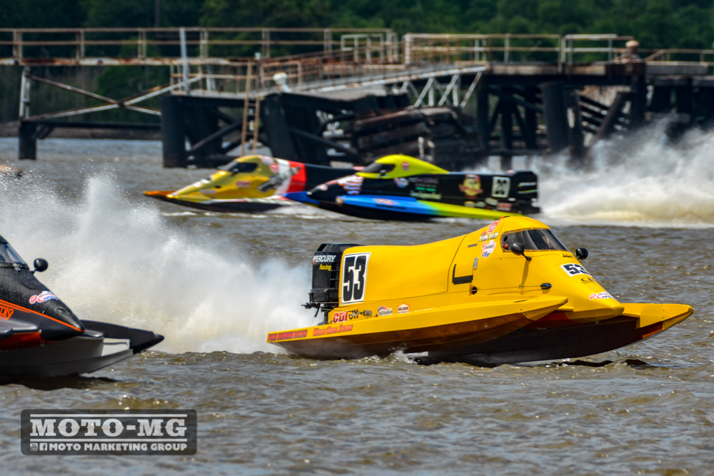 NGK F1 Powerboat Championship PortNeches, Texas MOTO Marketing GroupTennessee 2018 MOTO Marketing Group-24