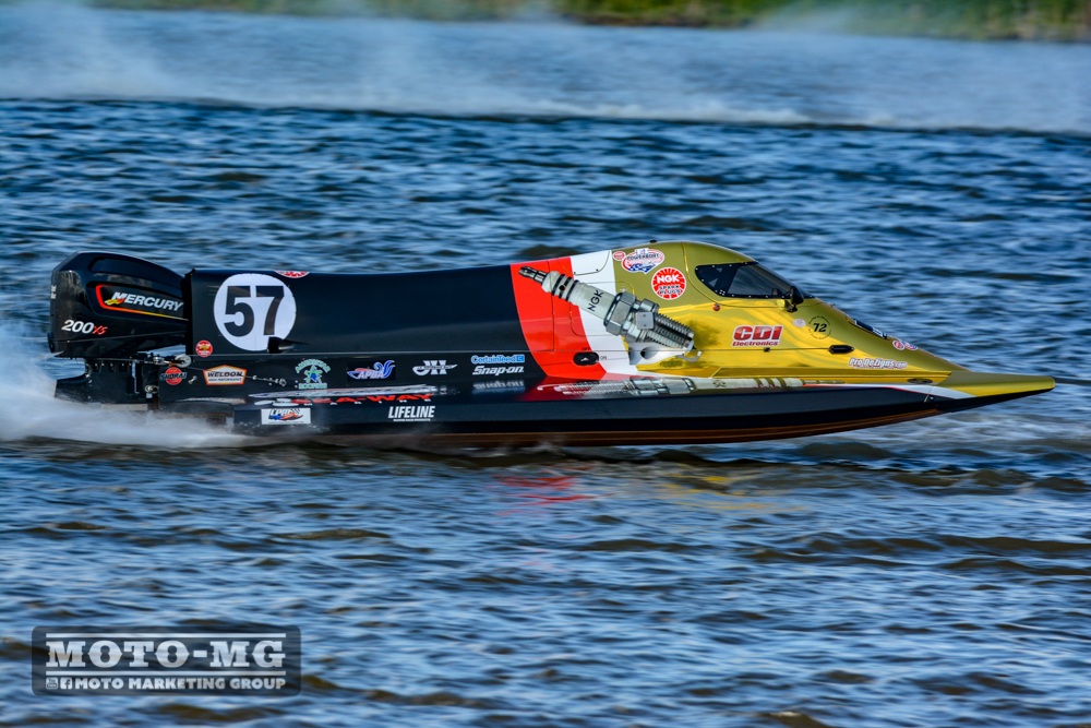 NGK F1 Powerboat Championship PortNeches, Texas MOTO Marketing GroupTennessee 2018 MOTO Marketing Group-28
