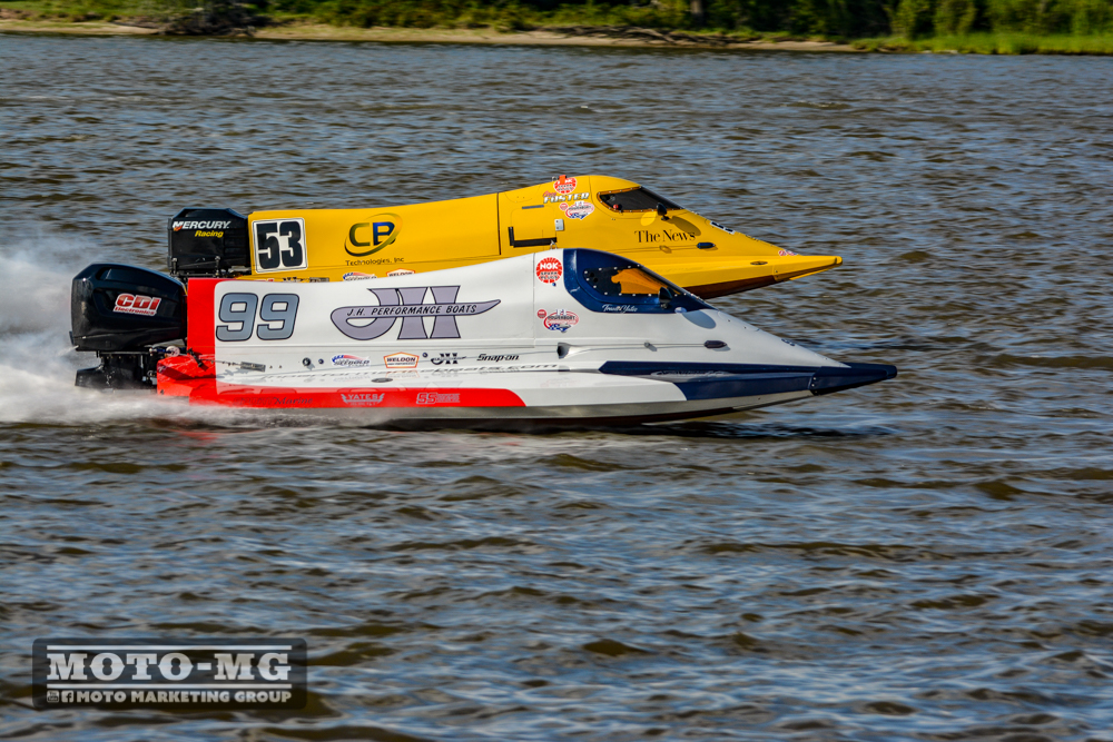 NGK F1 Powerboat Championship PortNeches, Texas MOTO Marketing GroupTennessee 2018 MOTO Marketing Group-32