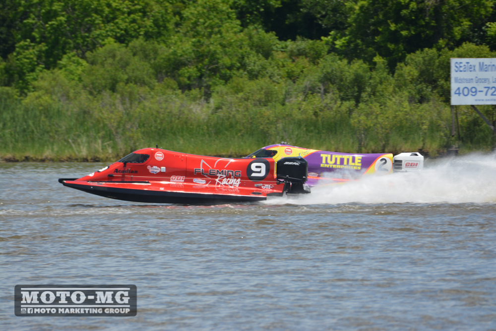 NGK F1 Powerboat Championship PortNeches, Texas MOTO Marketing GroupTennessee 2018 MOTO Marketing Group-48