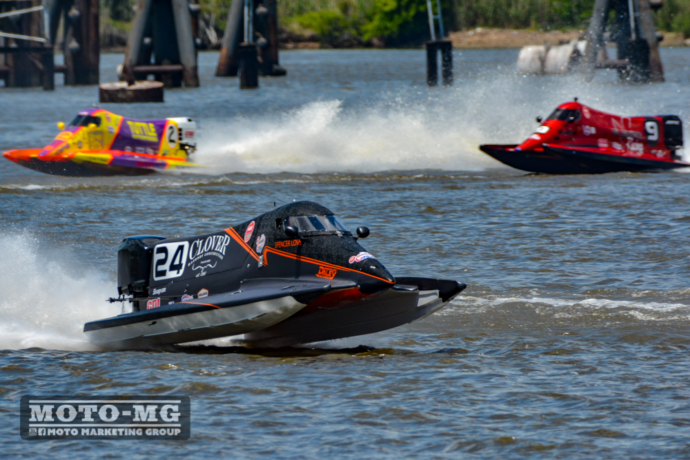 NGK F1 Powerboat Championship PortNeches, Texas MOTO Marketing GroupTennessee 2018 MOTO Marketing Group-50