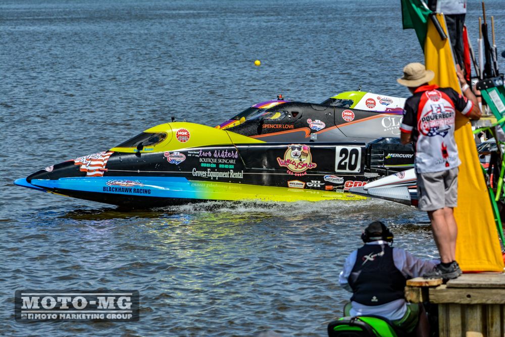 NGK F1 Powerboat Championship PortNeches, Texas MOTO Marketing GroupTennessee 2018 MOTO Marketing Group-53
