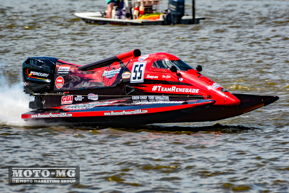 NGK F1 Powerboat Championship PortNeches, Texas MOTO Marketing GroupTennessee 2018 MOTO Marketing Group-62