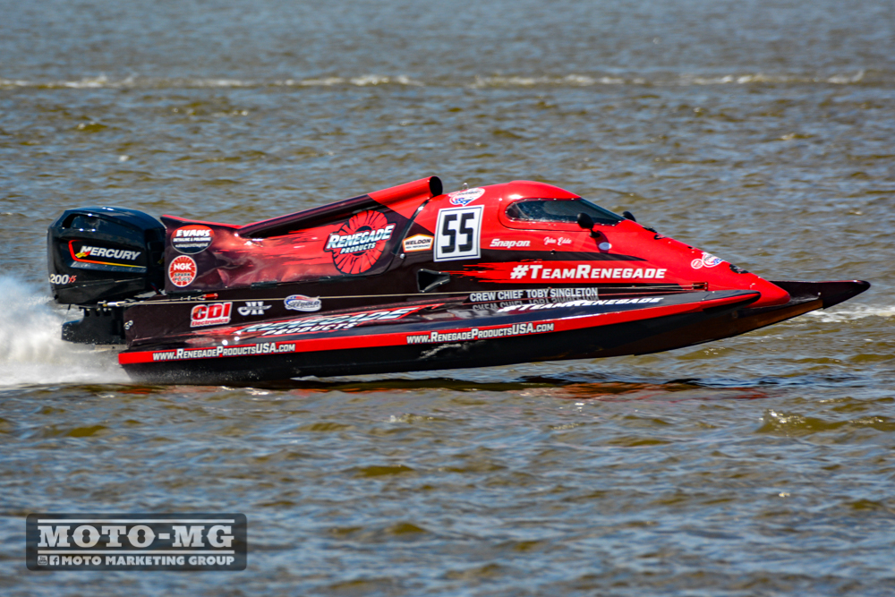 NGK F1 Powerboat Championship PortNeches, Texas MOTO Marketing GroupTennessee 2018 MOTO Marketing Group-66