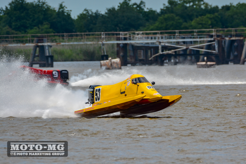 NGK F1 Powerboat Championship PortNeches, Texas MOTO Marketing GroupTennessee 2018 MOTO Marketing Group-7