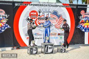2018 NGK F1 Powerboat Championship F Lights Gulfport Florida MOTO Marketing Group-21