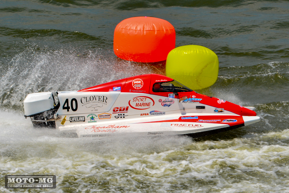 2018 NGK F1 Powerboat Championship F Lights Nashville TN MOTO Marketing Group-12