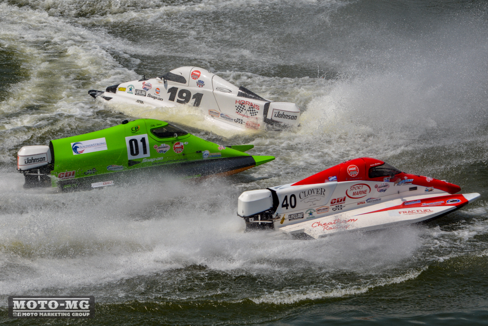 2018 NGK F1 Powerboat Championship F Lights Nashville TN MOTO Marketing Group-33