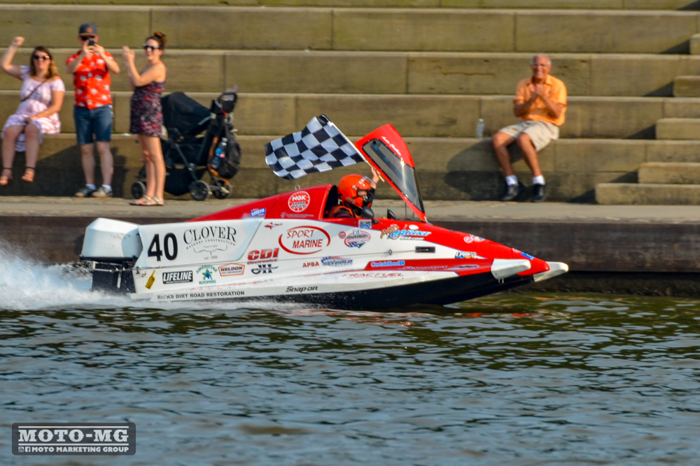 2018 NGK F1 Powerboat Championship F Lights Pittsburgh PA MOTO Marketing Group-47
