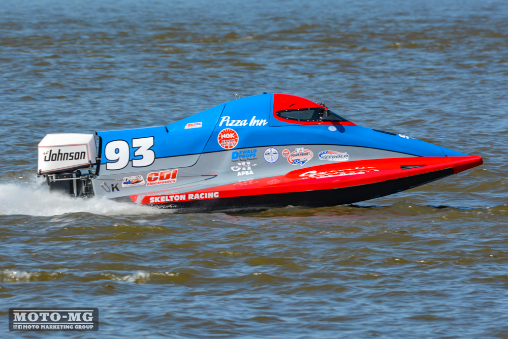 2018 NGK F1 Powerboat Championship F Lights Port Neches TX MOTO Marketing Group-12
