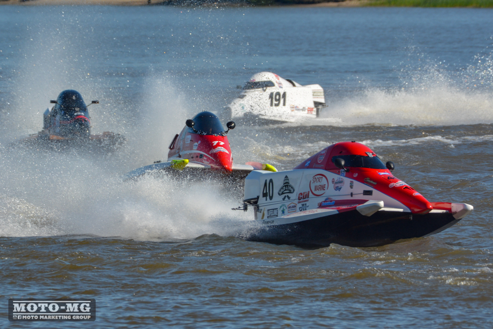 2018 NGK F1 Powerboat Championship F Lights Port Neches TX MOTO Marketing Group-16