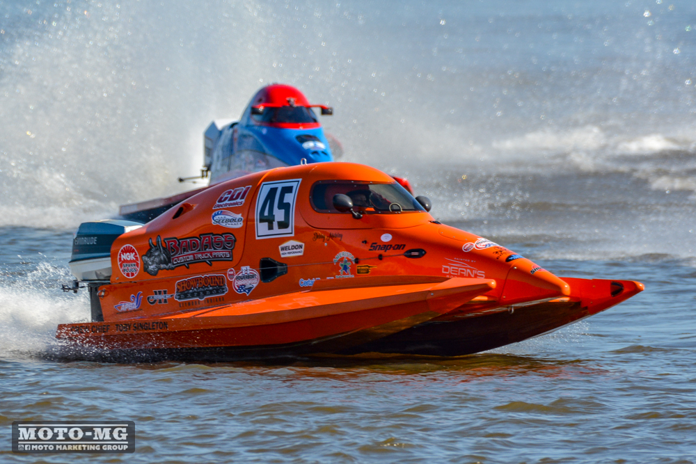 2018 NGK F1 Powerboat Championship F Lights Port Neches TX MOTO Marketing Group-18