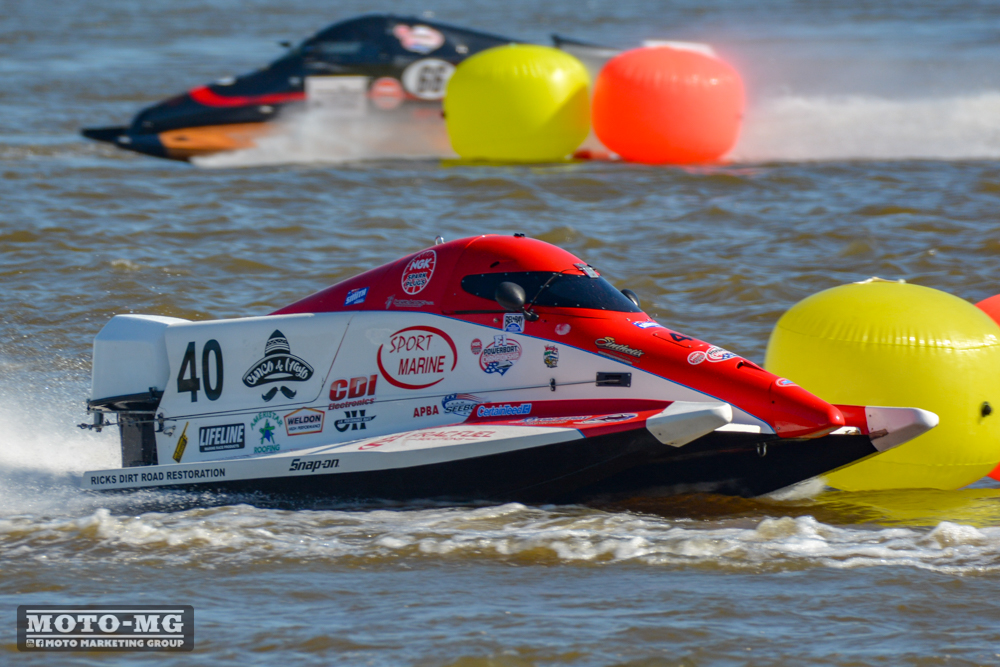 2018 NGK F1 Powerboat Championship F Lights Port Neches TX MOTO Marketing Group-24