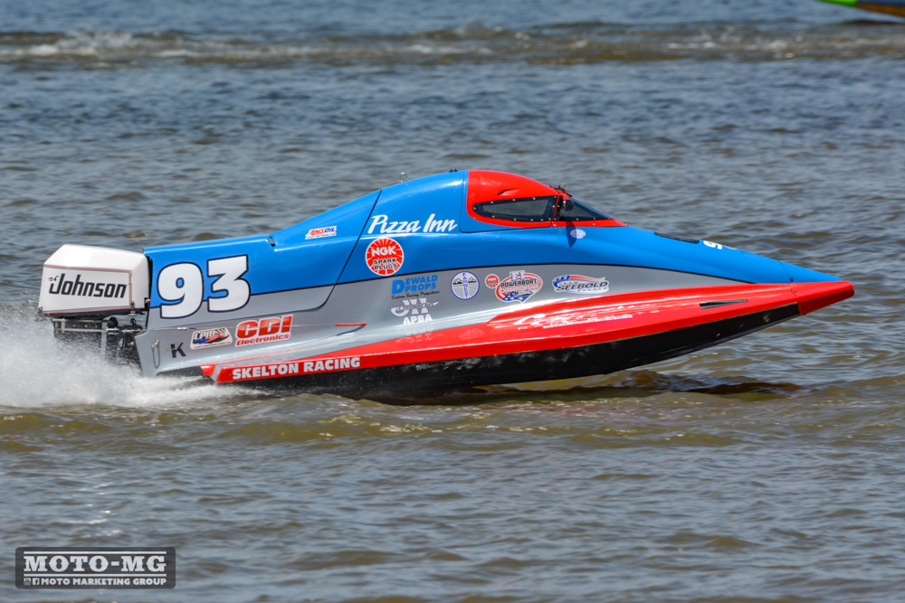 2018 NGK F1 Powerboat Championship F Lights Port Neches TX MOTO Marketing Group-32