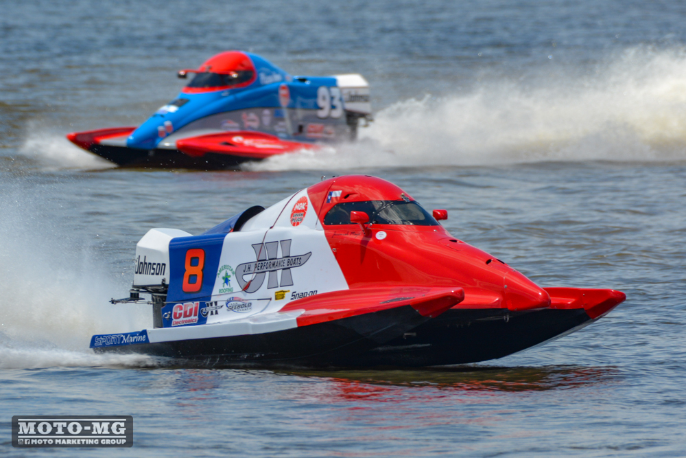 2018 NGK F1 Powerboat Championship F Lights Port Neches TX MOTO Marketing Group-33
