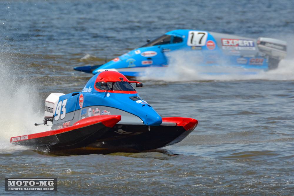 2018 NGK F1 Powerboat Championship F Lights Port Neches TX MOTO Marketing Group-34