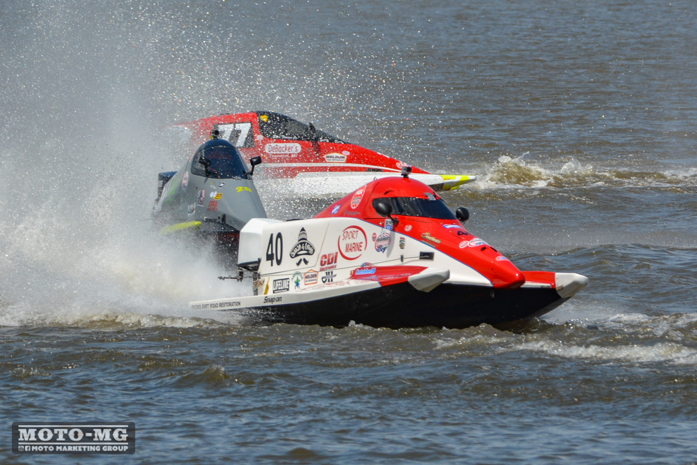 2018 NGK F1 Powerboat Championship F Lights Port Neches TX MOTO Marketing Group-36