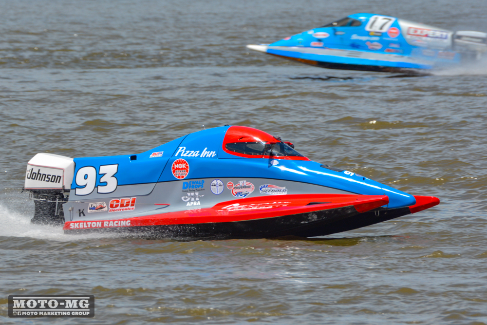 2018 NGK F1 Powerboat Championship F Lights Port Neches TX MOTO Marketing Group-37