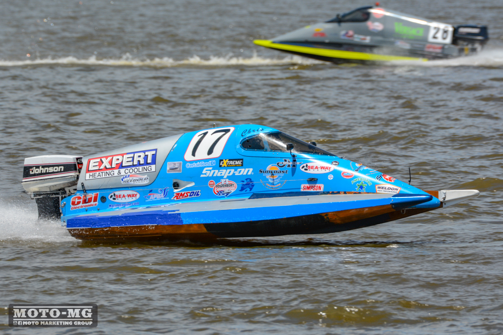 2018 NGK F1 Powerboat Championship F Lights Port Neches TX MOTO Marketing Group-38