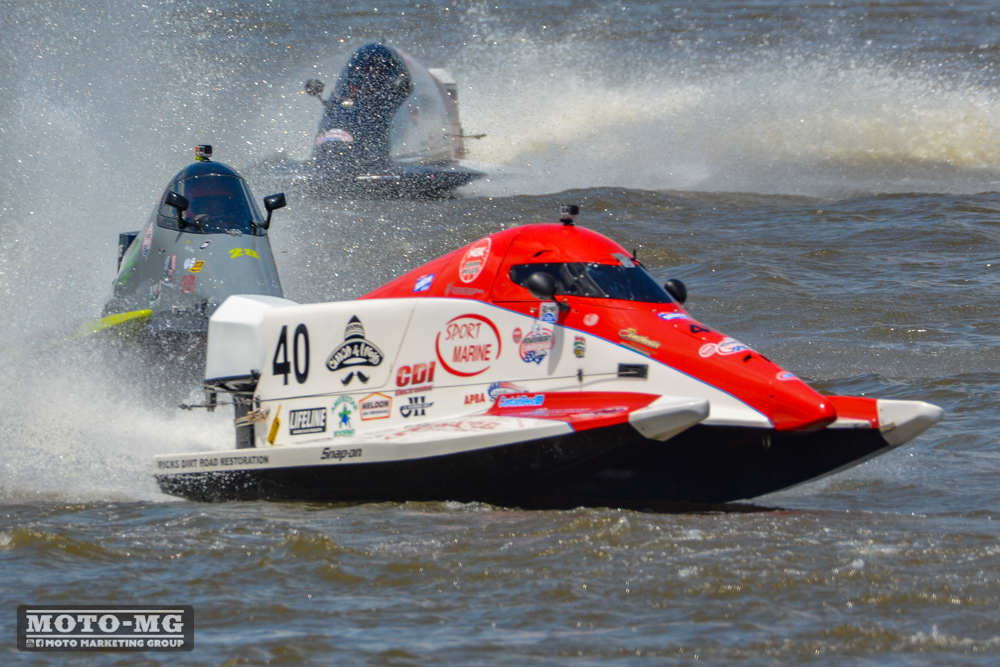 2018 NGK F1 Powerboat Championship F Lights Port Neches TX MOTO Marketing Group-40