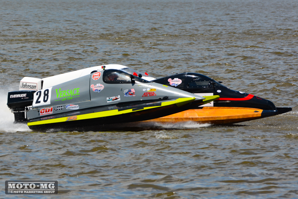 2018 NGK F1 Powerboat Championship F Lights Port Neches TX MOTO Marketing Group-43