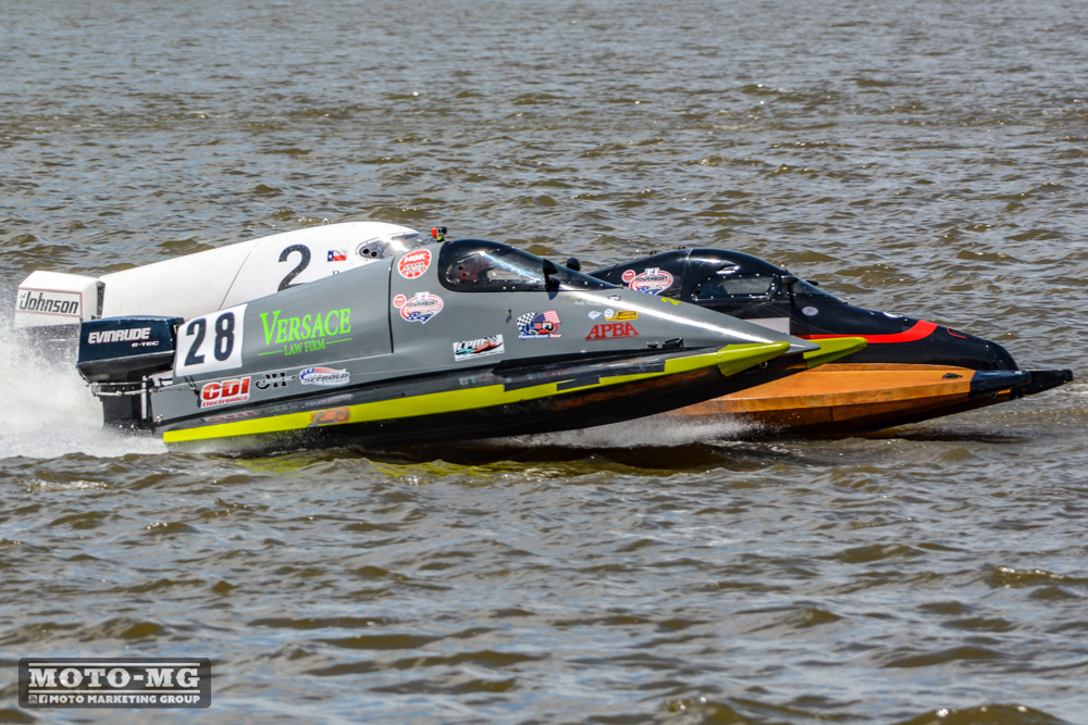 2018 NGK F1 Powerboat Championship F Lights Port Neches TX MOTO Marketing Group-44