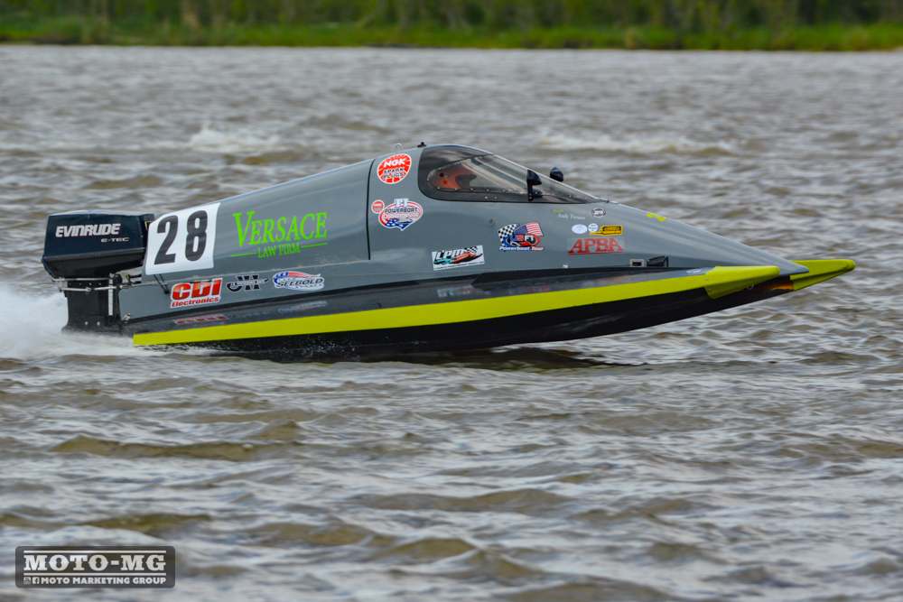 2018 NGK F1 Powerboat Championship F Lights Port Neches TX MOTO Marketing Group-7
