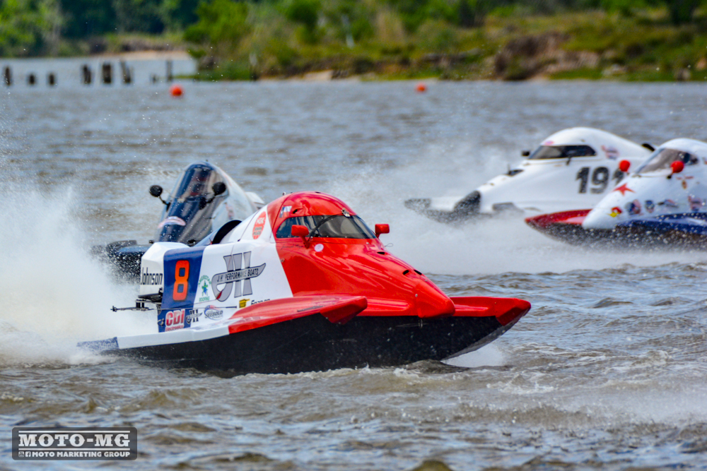 2018 NGK F1 Powerboat Championship F Lights Port Neches TX MOTO Marketing Group-9