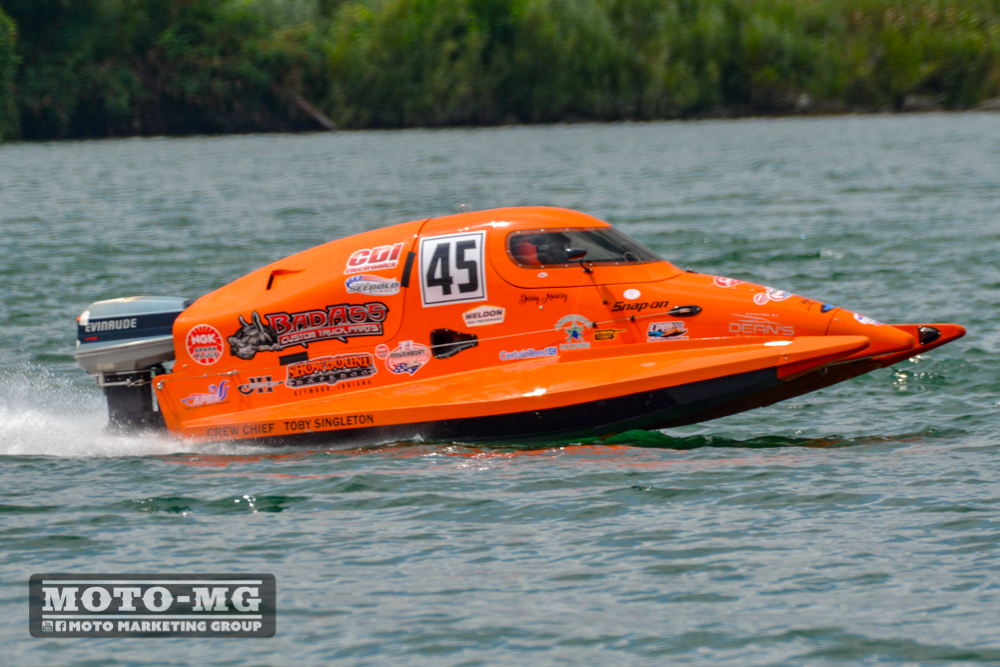 NGK F1 Powerboat Championship F Lights Springfield, OH 2018 MOTO Marketing Group-11