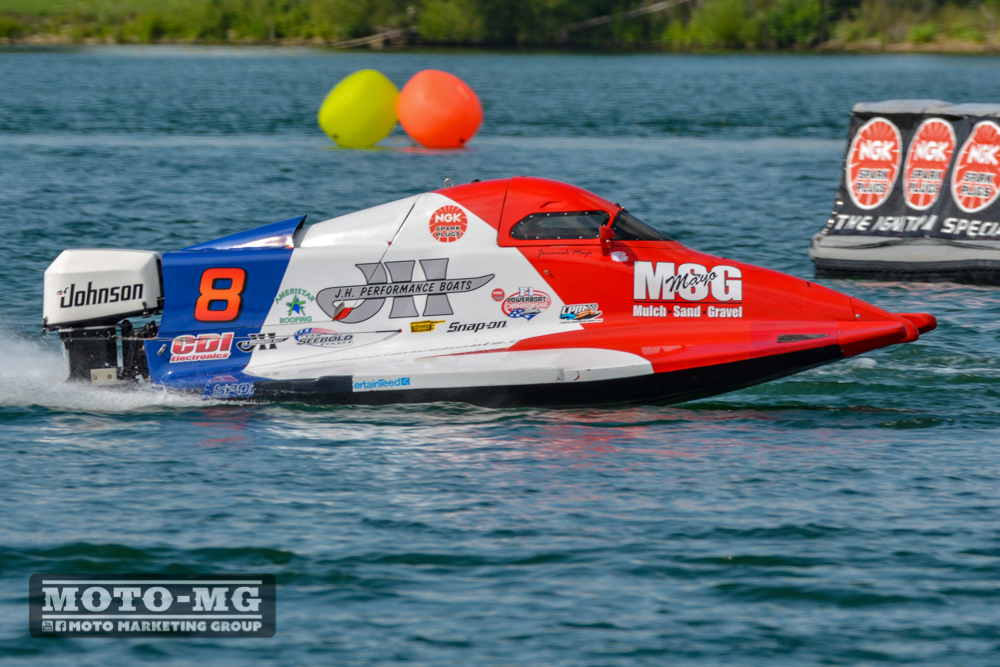 NGK F1 Powerboat Championship F Lights Springfield, OH 2018 MOTO Marketing Group-26