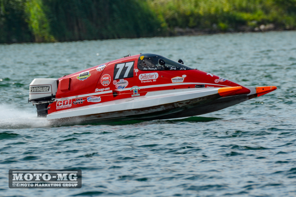 NGK F1 Powerboat Championship F Lights Springfield, OH 2018 MOTO Marketing Group-27
