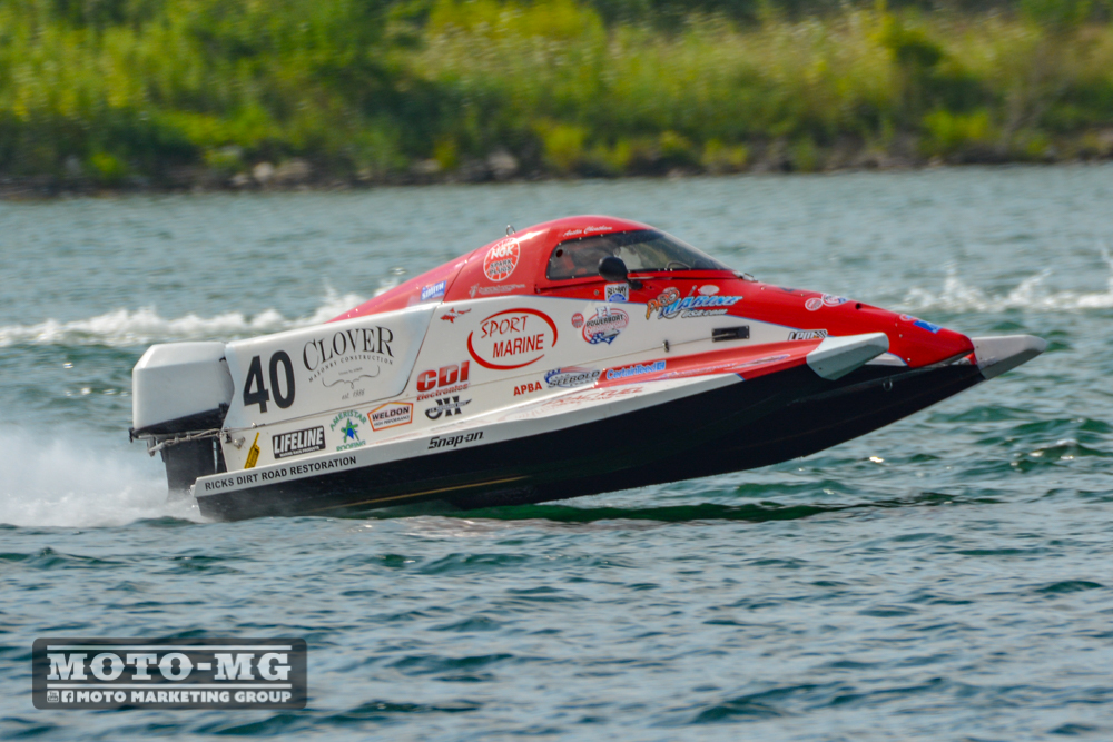 NGK F1 Powerboat Championship F Lights Springfield, OH 2018 MOTO Marketing Group-28