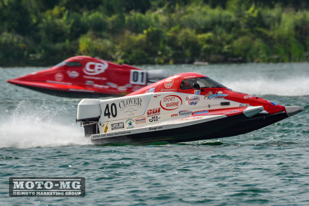 NGK F1 Powerboat Championship F Lights Springfield, OH 2018 MOTO Marketing Group-29