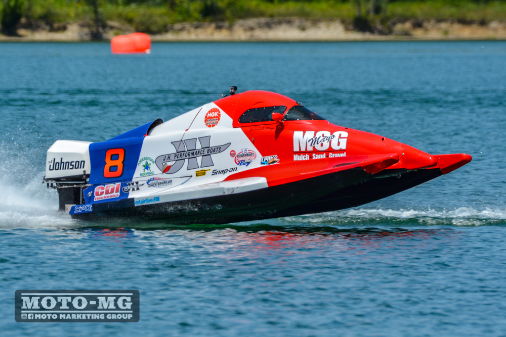 NGK F1 Powerboat Championship F Lights Springfield, OH 2018 MOTO Marketing Group-32