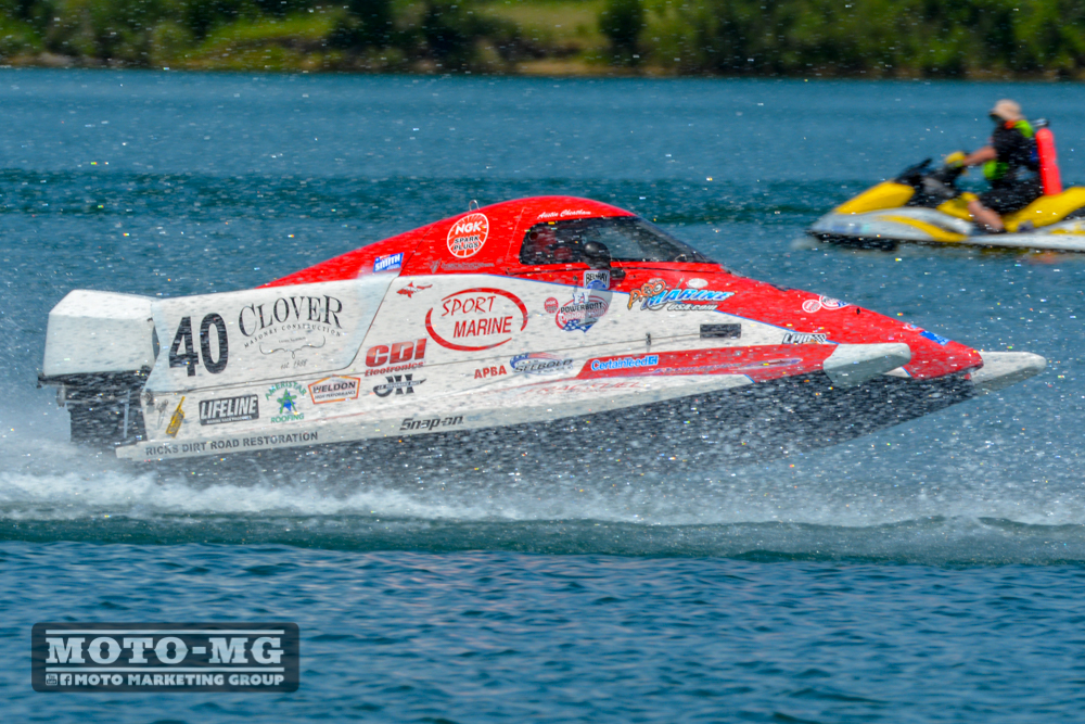 NGK F1 Powerboat Championship F Lights Springfield, OH 2018 MOTO Marketing Group-33