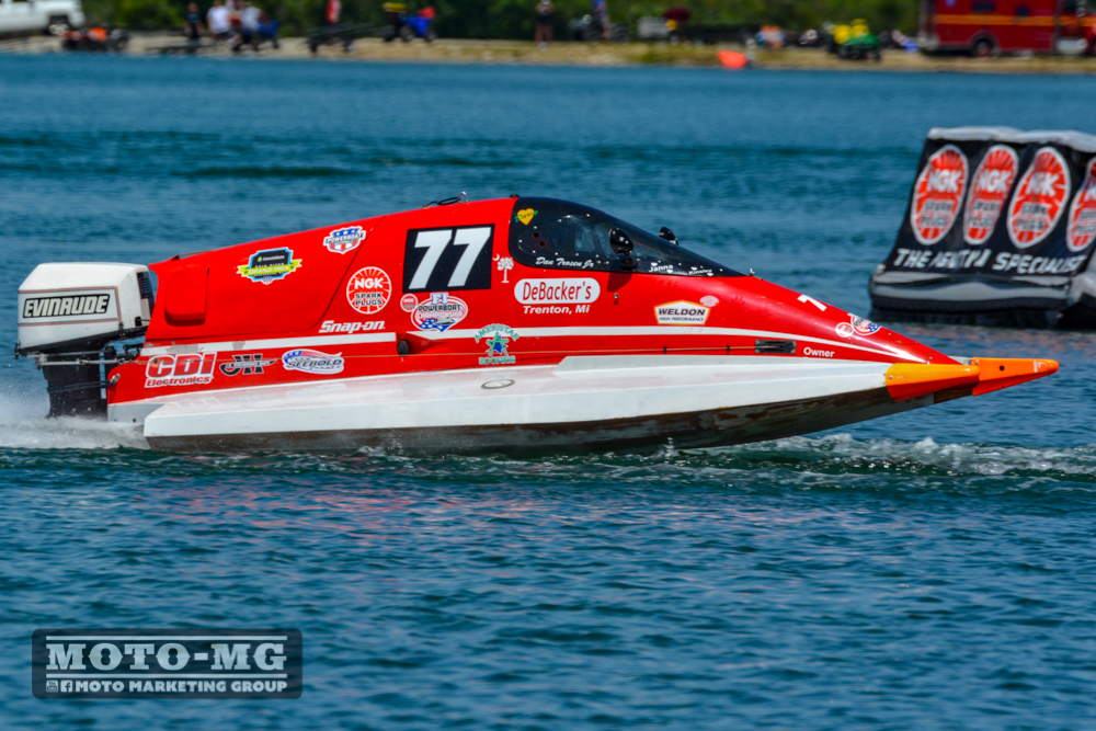 NGK F1 Powerboat Championship F Lights Springfield, OH 2018 MOTO Marketing Group-34