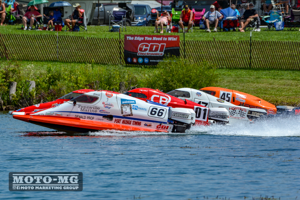 NGK F1 Powerboat Championship F Lights Springfield, OH 2018 MOTO Marketing Group-45