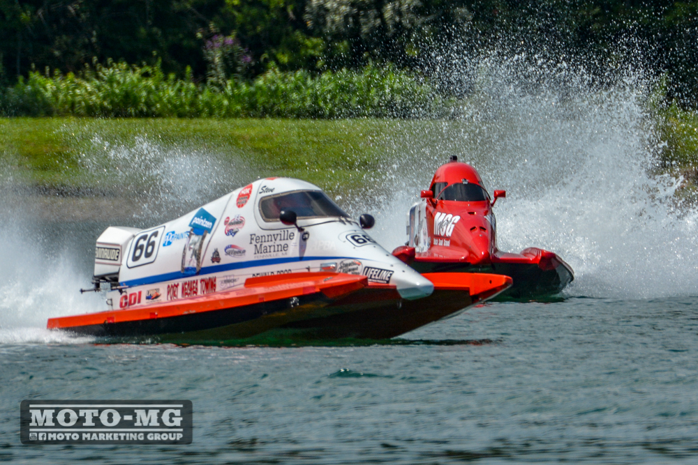 NGK F1 Powerboat Championship F Lights Springfield, OH 2018 MOTO Marketing Group-47